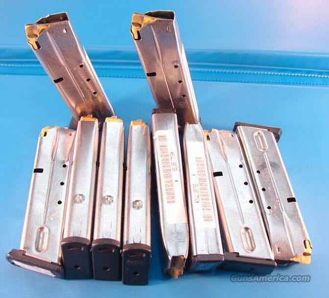 Magazine .40 S&W Pre-Ban 11 Shot 4000 type 4006 etc. VG-Exc Clip for Smith & Wesson 4006 4003 4046 40 caliber  Non-Guns > Magazines & Clips > Pistol Magazines > Smith & Wesson