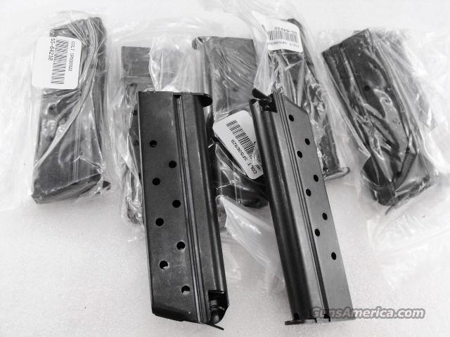 Magazine Colt Factory 9x23 caliber Government Blue 9 Round NIB  Non-Guns > Magazines & Clips > Pistol Magazines > Other