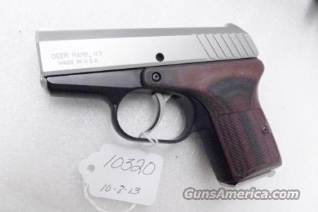 Rohrbaugh 9mm model R9S Stainless & Alloy Excellent in Box 2 Magazines & Papers   Guns > Pistols > Seecamp Pistols