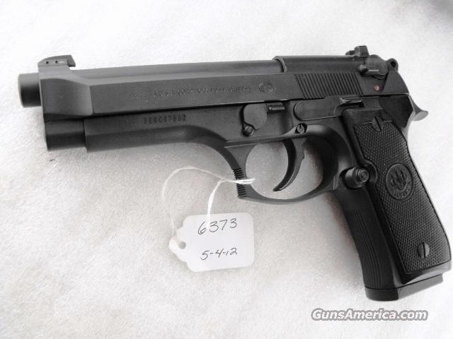 Beretta 92FS 9mm Black Ice Teflon 3 Dot 16 Shot 2 Magazines   Guns > Pistols > Beretta Pistols > Model 92 Series