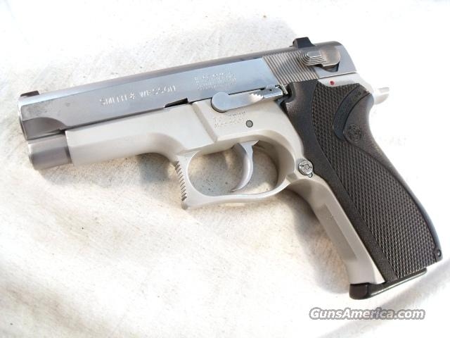 S&W 9mm 5903 Lwt Sts VG 2 Hi-Cap Mags Atl PD 1988  Guns > Pistols > Smith & Wesson Pistols - Autos > Alloy Frame