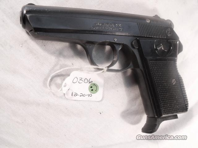 CZ-70 .32 ACP Czech Police 1970 CZ70 32 Automatic  Guns > Pistols > Surplus Pistols & Copies