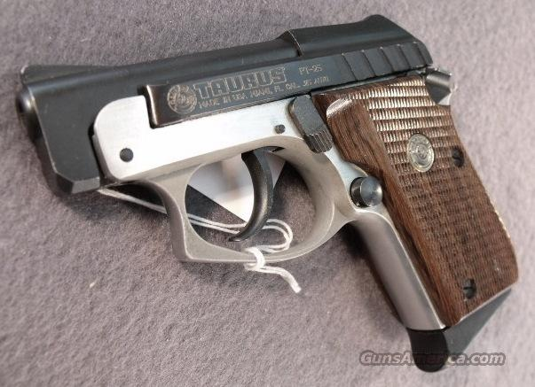 Taurus .25 ACP PT-25 Duo Walnut 9 Shot As New in Box  Guns > Pistols > Taurus Pistols/Revolvers > Pistols > Steel Frame