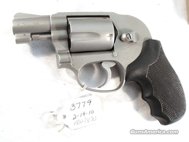 S&W .38 Special Model 649 Bodyguard Stainless 1986 Exc Matte Sttainless  Guns > Pistols > Smith & Wesson Revolvers > Pocket Pistols