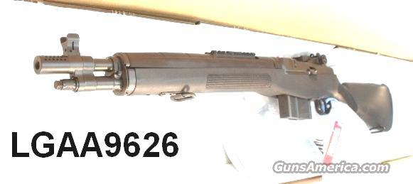 Springfield Armory .308 M1-A Scout SOCOM 16 in Synth NIB  Guns > Rifles > Springfield Armory Rifles > M1A/M14