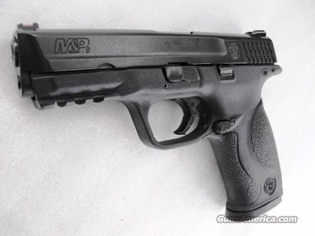 S&W 9mm Caliber M&P MP9 Excellent in Box Factory Demo 18 Shot 2 Magazines 2007	  Guns > Pistols > Smith & Wesson Pistols - Autos > Polymer Frame