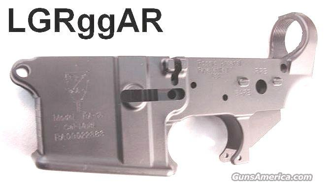 AR-15 Stripped Lower Receiver Roggio Mil-Spec  Guns > Rifles > AR-15 Rifles - Small Manufacturers > Lower Only