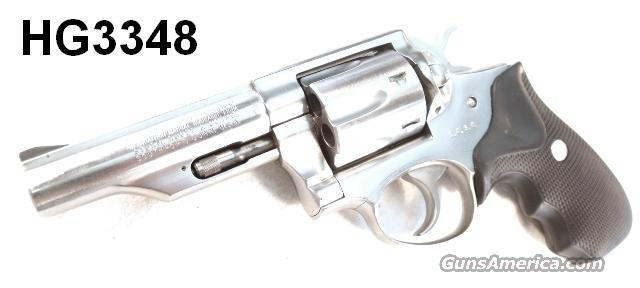 Ruger .357 Magnum Speed Six Stainless SFSD Exc 1988  Guns > Pistols > Ruger Double Action Revolver > Security Six Type