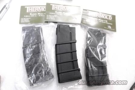 Lots of 3 or more Ruger Mini 14 .223 Magazines Thermold 30 Shot $16 per on 3 or more  Non-Guns > Magazines & Clips > Rifle Magazines > Mini 14