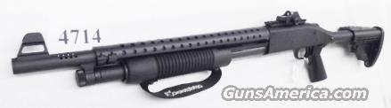 Mossberg 12 gauge model 500 SPX Special Purpose Ghost Ring Collapsible Buttstock Tactical Forend Strap Trench Gun type Heat Shield 3 inch 18 Cylinder Ported 6 Shot Excellent Condition Factory Demo 51523TU   Guns > Shotguns > Mossberg Shotguns > Pump > Tactical
