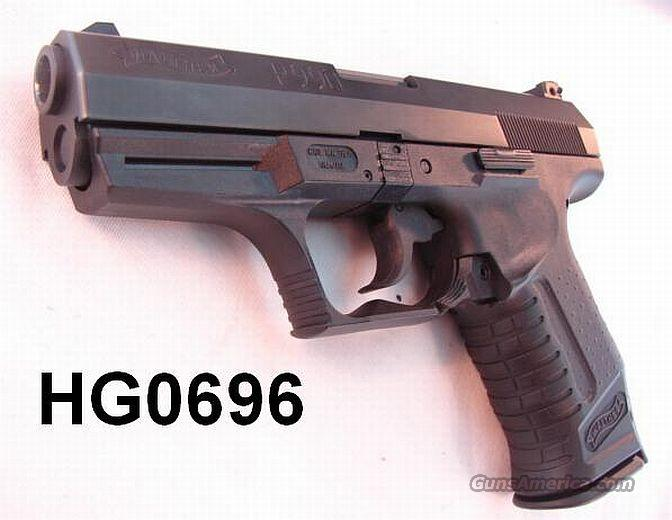 Walther / S&W P990 .40 Near Mint w/ 2 Mags  Guns > Pistols > Walther Pistols > Post WWII > Large Frame Autos