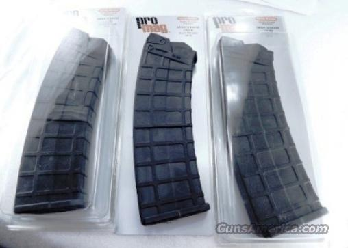 Lots of 3 or more Saiga 12 Gauge Shotgun 10 Shot Magazines 3x$33 ProMag Black Polymer XMSAI02  Non-Guns > Magazines & Clips > Subgun Magazines > Clips > Other