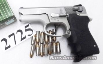 Smith & Wesson 9mm model 6906 Lightweight Stainless 13 Shot Compact 3 Dot 3 Safeties 1 Magazine 108211  Guns > Pistols > Smith & Wesson Pistols - Autos > Alloy Frame