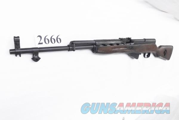 SKS 7.62x39 Jianshe Arsenal China Original Type 56 ChiCom Military 1957 Unmarked Likely Bring Back Milled Steel Construction Sino Soviet C&R CA OK		  Guns > Rifles > SKS Rifles