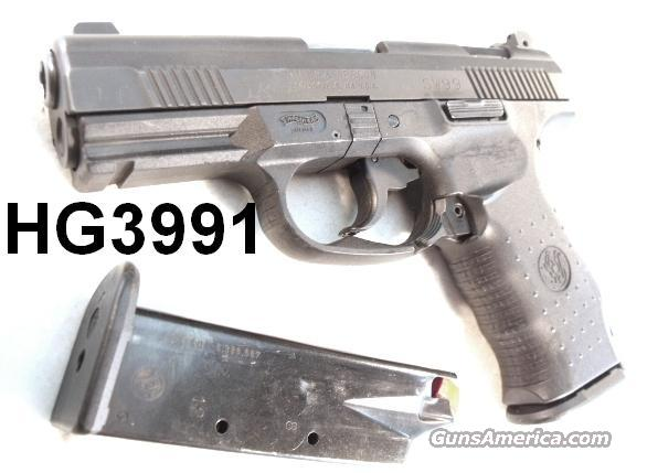 S&W .40 model SW99 VG Night Sights 2 Mags 13 Shot  Guns > Pistols > Smith & Wesson Pistols - Autos > Polymer Frame