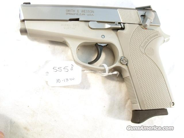S&W 9mm 3913 Ladysmith 1994 Excellent in Box 2 Magazines Possibly Unfired Smith & Wesson Model 3913LS SKU 108290   Guns > Pistols > Smith & Wesson Pistols - Autos > Alloy Frame