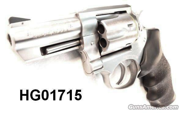Ruger .357 Magnum GP-100 3 inch Stainless Fixed Sights NIB GP100 S&W 65 Competitor  Guns > Pistols > Ruger Double Action Revolver > Security Six Type