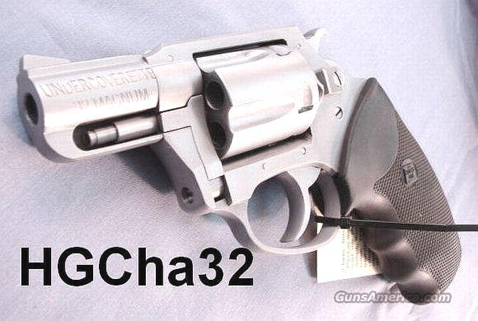 Charter .32 Magnum Undercoverette 2 inch SS NIB Charter Arms Model 73220 32 H&R Magnum Caliber 32 Smith & Wesson Long interchangeably  Guns > Pistols > Charter Arms Revolvers