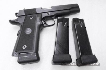 3 Magazines Para Ordnance P14 LDA14 .45 ACP Factory 15 Shot +1 Floorplate 3x$33 Blue Steel New Unfired Fits P14 & LDA Series Para-Ordnance Pistols 45 Automatic  Non-Guns > Magazines & Clips > Pistol Magazines > Other