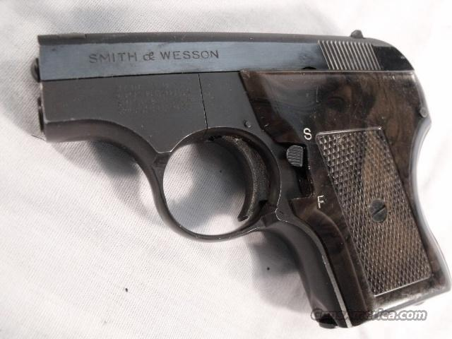S&W .22 LR model 61-2 Escort 1970 Excellent in original Smith & Wesson Box w/Pouch & Manual 22 Long Rifle Auto  Guns > Pistols > Smith & Wesson Pistols - Autos > Alloy Frame