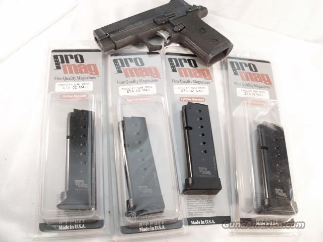 Magazine Star Spain model M 43 caliber 9mm Pro-Mag Aftermarket 8 Shot NIB Pro Mag   Non-Guns > Magazines & Clips > Pistol Magazines > Other
