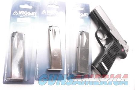 Lots of 3 Ruger 9mm 17 Shot Magazines P85 P89 P93 P95 P97 MecGar Nickel Steel XMP8517N $33 per on 3 or more   Non-Guns > Magazines & Clips > Pistol Magazines > Other