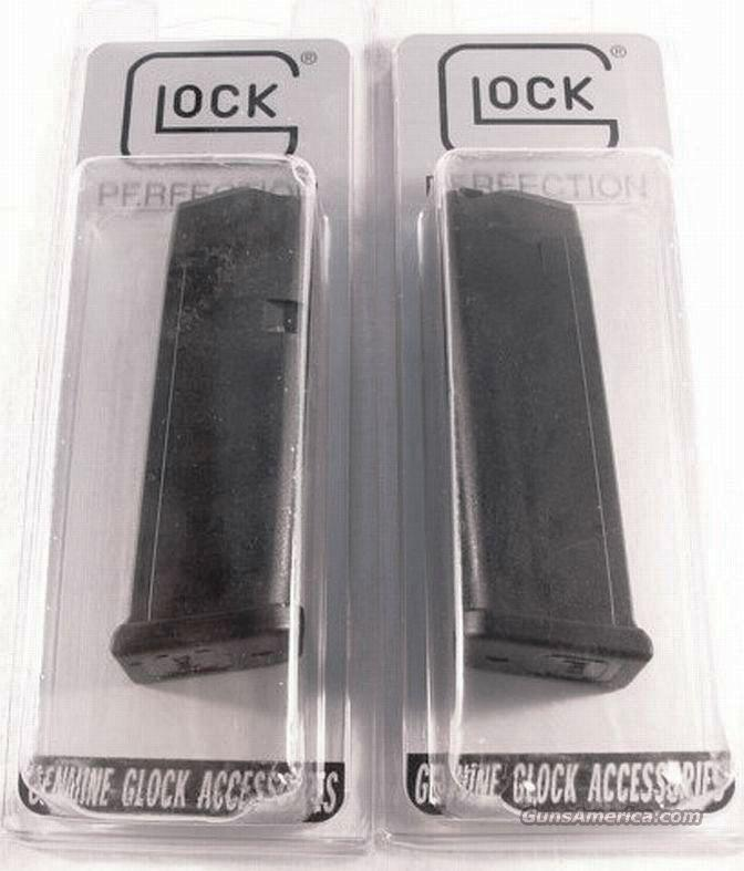 3 Glock 23 .40 S&W 13 Shot Magazines model 23 or 32 New 40 Smith & Wesson or 357 Sig Caliber $26 per on 3 or more 23013  Non-Guns > Magazines & Clips > Pistol Magazines > Glock