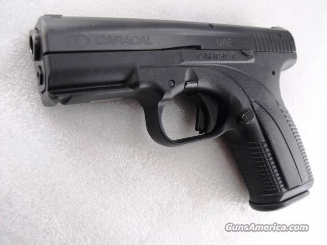 Caracal 9mm Model C Compact New Arab Glock 19 Competitor Steyr Beretta Influence NIB 2 Magazines  Guns > Pistols > Military Misc. Pistols Non-US