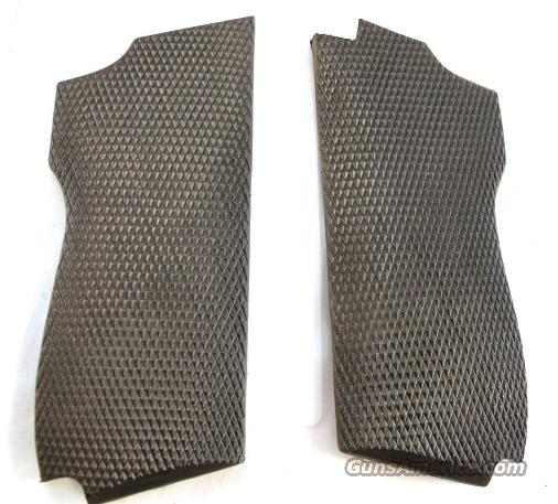 Grips S&W 469 / 669 Compacts Michaels Rubber Panels New 1980s Style  Non-Guns > Gunstocks, Grips & Wood