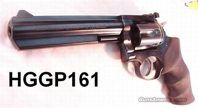 Ruger .357 GP-100 Blue FL HB 6 in NIB  Guns > Pistols > Ruger Double Action Revolver > SP101 Type