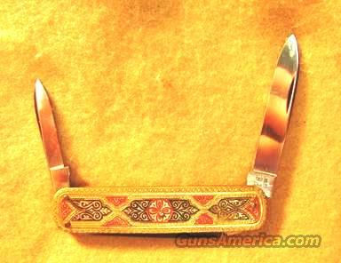 Knife: Case Office Knife w/File XX Stainless No USA Mint 1960s  Non-Guns > Knives/Swords > Knives > Folding Blade > Hand Made