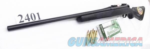 Mossberg .30-06 Model 100ATR Bolt Action 22 inch Matte Blue with Black Synthetic Stock & Weaver Scope Bases 4+1 Shot 3006 Springfield caliber Factory Demo Exc 26040  Guns > Rifles > Mossberg Rifles > 100 ATR
