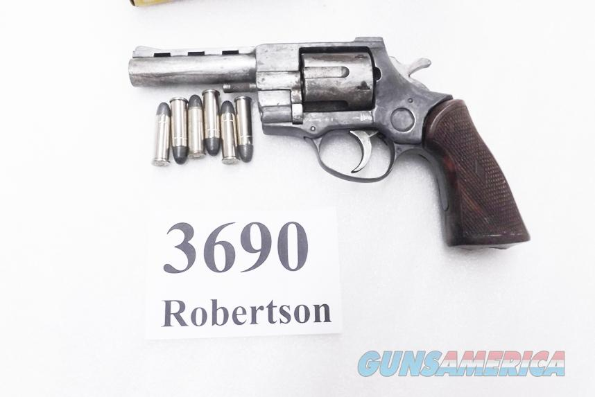 EAA Windicator Ancestor .38 Special FIE F38 Titan Tiger 4 inch 6 Shot Vent Rib Service Grips Poor Finish Good Action 1974 Production Standard 38 Smith & Wesson Special   Guns > Pistols > EAA Pistols > Other