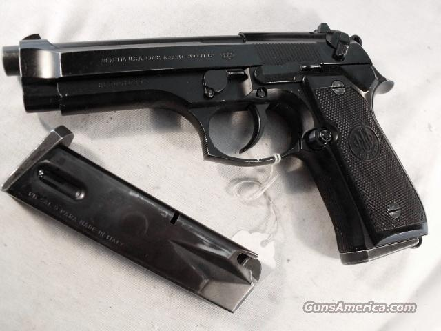 Beretta 9mm Model 92F 1990 Los Angeles County Sheriff's Department VG with 2 Pre-Ban 15 Round Magazines  Guns > Pistols > Beretta Pistols > Model 92 Series