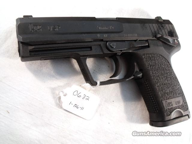 H&K 9mm USP Variant 1 VG 1995 with 2 LE 15 round Mags Heckler & Koch Automatic New Hanover County North Carolina Sheriff's Department   Guns > Pistols > Heckler & Koch Pistols > Polymer Frame