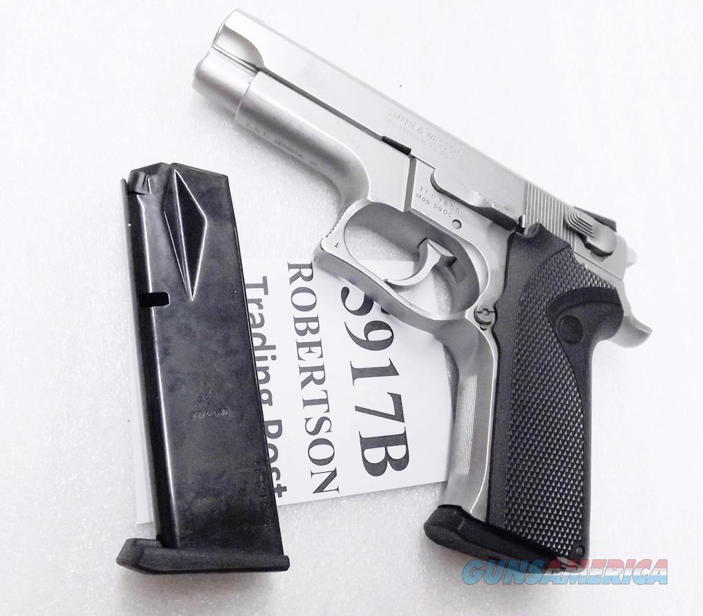 Smith & Wesson 59 5906 5900 17 Round Magazine Mec-Gar Blue  MGSW5917B S&W 59 5900 Series Mec Gar 17 Shot fits Daewoo models 469 669 6904 6906 5903 5904 910 5906 5946 5986 New$ 3 Ship, 3 ship  Free  Non-Guns > Magazines & Clips > Pistol Magazines > Smith & Wesson