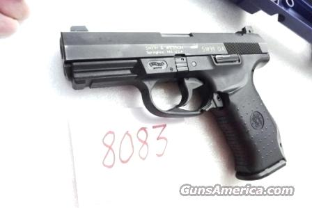 S&W .40 model SW99QA 13 Shot VG-Exc Adjustable Night Sights 2 Magazines 13 Shot Springfield MA PD 2002 mfg Blue Box CA MA OK  Guns > Pistols > Smith & Wesson Pistols - Autos > Polymer Frame