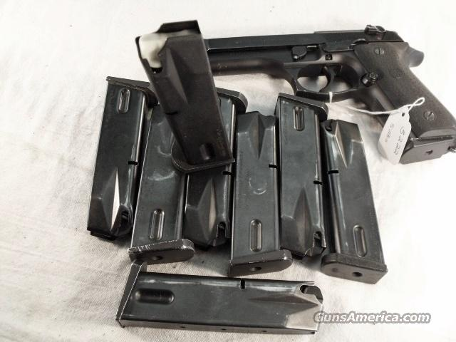 Magazine Beretta 92 LE 15 Shot 9mm 92F 92FS M9 Good Condition Los Angeles County Sheriff's Dept. Ban Period  Non-Guns > Magazines & Clips > Pistol Magazines > Beretta