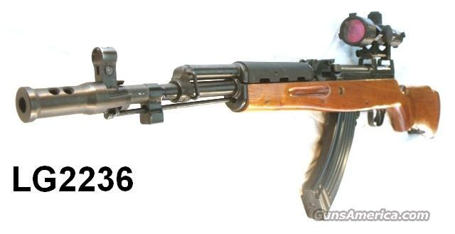 Norinco 7.62x39 SKS Detachable 30 Shot CBA VA Import VG-Exc 1993 Scoped  Guns > Rifles > Norinco Rifles