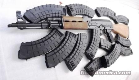 Zastava Century Arms AK47 Variant with 13 Magazines O-PAP M70 Shovel Nose 16 inch Wood Stock $ 599 + 12x$10	  Guns > Rifles > AK-47 Rifles (and copies) > Full Stock