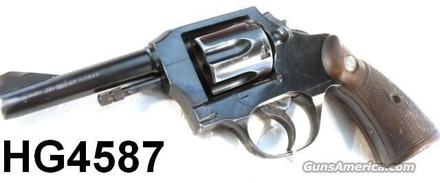 Miroku .38 Special Blue 4 in Liberty Chief VG ca. 1962  Guns > Pistols > Military Misc. Pistols Non-US