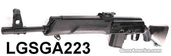 AK type .223 Saiga with 500 rounds ammo FREIGHT PAID  Guns > Rifles > AK-47 Rifles (and copies) > Full Stock