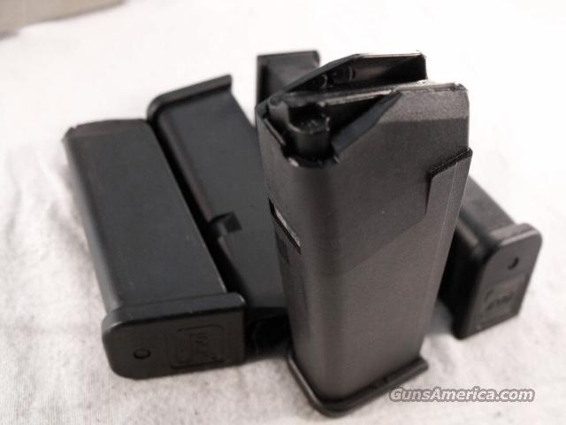 Magazine Glock 19 Gen 4 15 Shot High Capacity Recent Production Excellent  Condition  Non-Guns > Magazines & Clips > Pistol Magazines > Glock