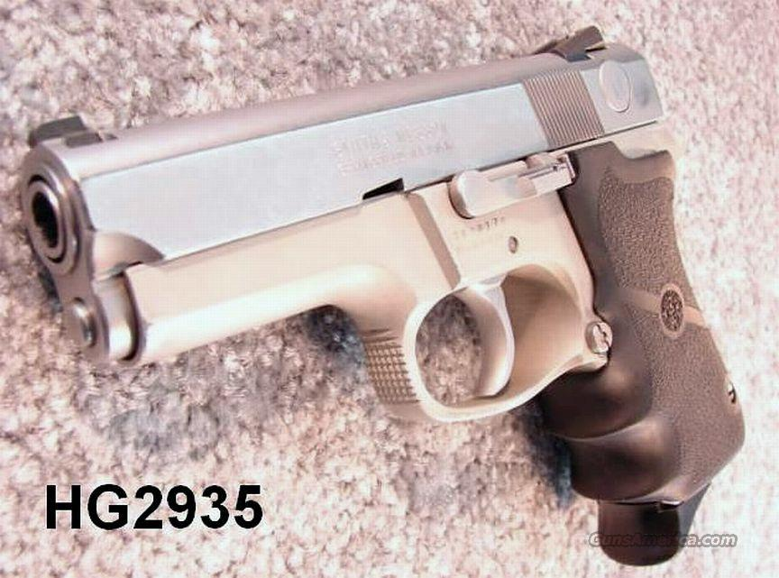 S&W 9mm 6946 Compact Stainless Lightweight VG 1 Mag Only  Guns > Pistols > Smith & Wesson Pistols - Autos > Alloy Frame