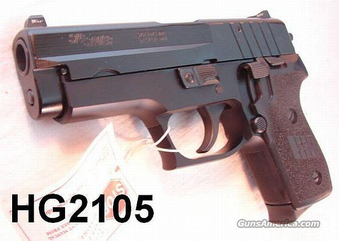 Sig .45 P245 Compact Mint in Box Night Sights Blue  Guns > Pistols > Sig - Sauer/Sigarms Pistols > Other