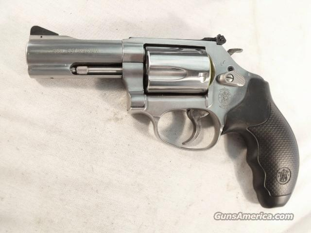 S&W .357 Magnum model 60-15 Stainless 3 inch Adjustable New In Box Smith & Wesson 357 Mag 38 Special   Guns > Pistols > Smith & Wesson Revolvers > Full Frame Revolver