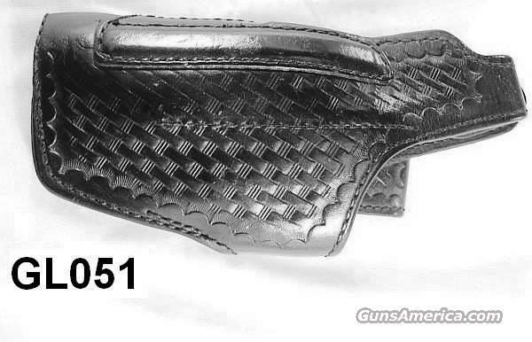 Holster G&G Security S&W 5900 / 4000 LH VG Bk BW Leather 1970s  Non-Guns > Holsters and Gunleather > Police Belts/Holsters