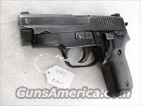 Sig 9mm P228 Swiss Police 14 Shot  1 Magazine 1996 All German Sig Sauer P-228 CA OK  Sig - Sauer/Sigarms Pistols > P228