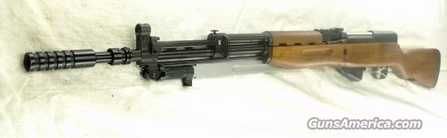 SKS 7.62 x 39 Model 59/66 Zastava S-K-S Yugoslavian Montenegro Police 5966 Stress Crack in Stock 1975 C&R OK 76239 but no California  Guns > Rifles > SKS Rifles