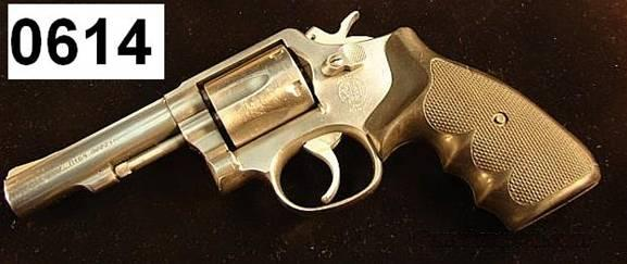 S&W 65-3 SS 4 in .357 G-VG 1987  Guns > Pistols > Smith & Wesson Revolvers > Full Frame Revolver